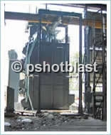 hook shot blasting equipment