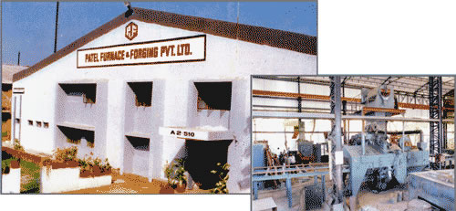 Patel Furnace and Forging Pvt. Ltd. :: Global Leader in manufacturing, an Airless as well as compress Air type Shot Blasting, Sand Blasting, Grit Blasting Machines.