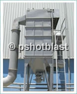 dust fume control equipment