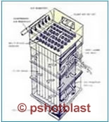 Ultrajet-Pulsejet-Dust Collector