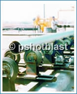 external pipe cleaning equipments