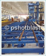 internal pipe cleaning machine