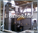 Billet Shot Blasting Machines