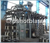 Monorails Hook Shot Blasting Machines