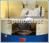 Multi Table Shot Blasting Machines