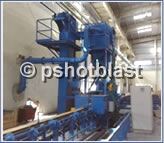 Rod & Bar Shot Blasting Machines