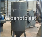 Sand Blast Pot Machines
