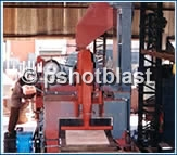 Stones and Ceramic Blasting Equipments