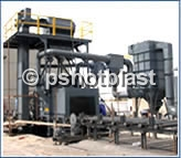 Structural Shot Blasting Equipments
