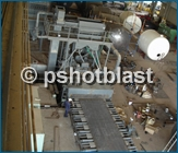 Shot Blasting in Energy & Power Industry