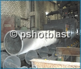 Shot Blasting in Oil & Natural Gas Industry