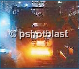 Shot Blasting in Steel Industry