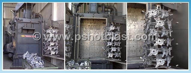 Aluminum Casting Machinery Aluminum Deburring Machines